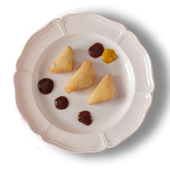 Fritti Regionali - La tradizione regionale - Mozzarella in carrozza con alici
