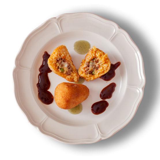 Fritti Regionali - La tradizione regionale - Mini arancini