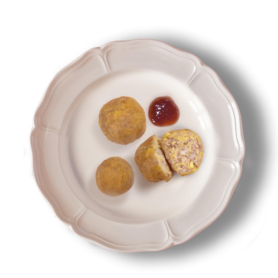 Fritti sfiziosi - La tradizione rivisitata - Tagliatelle fritte di Monterubbiano